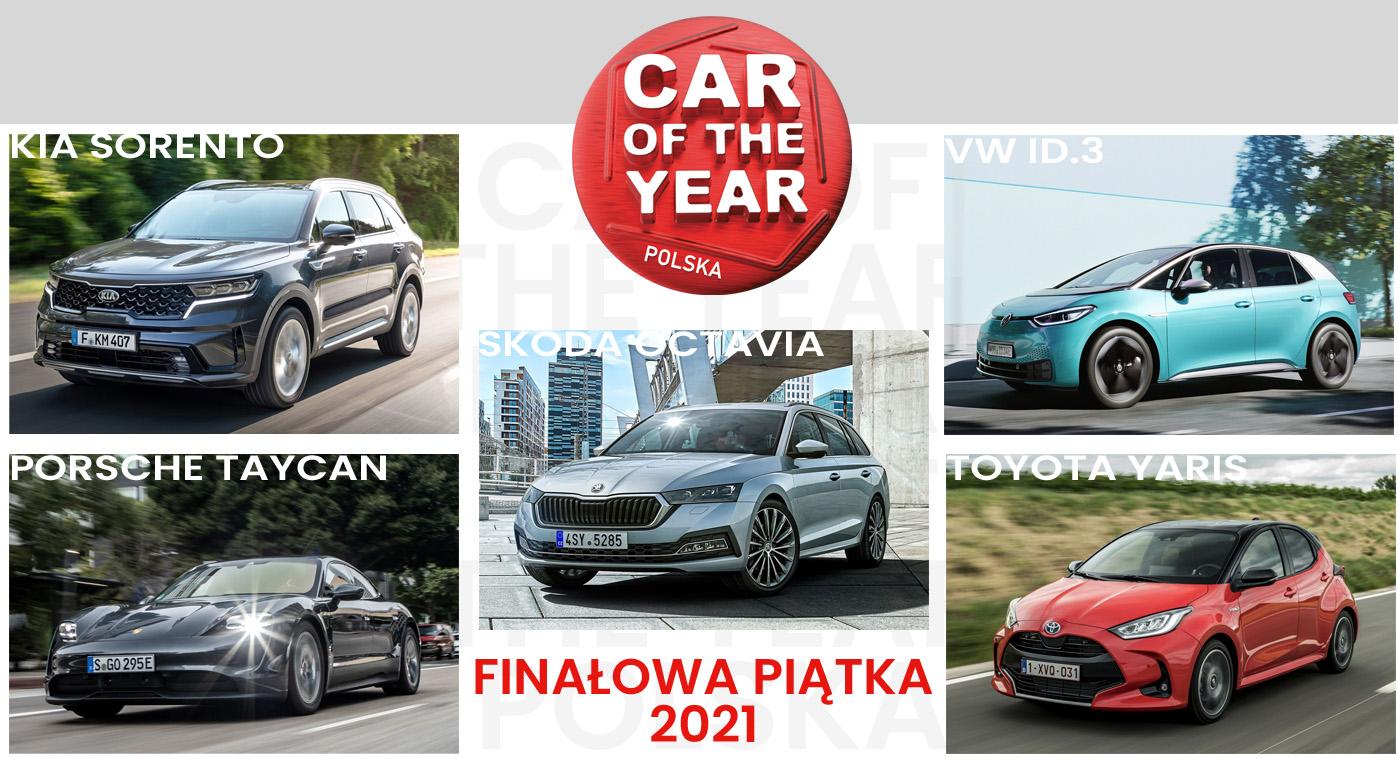 car of the year polska 2021
